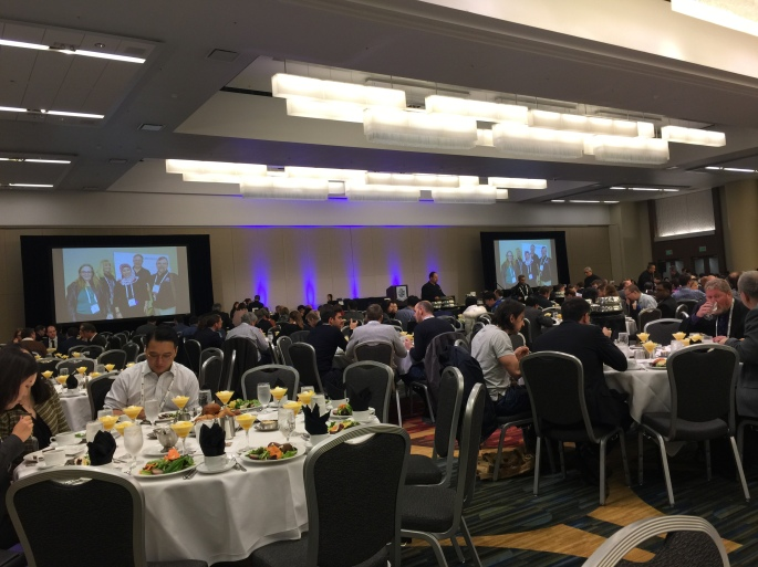 ICIS 2018 - Award Lunch